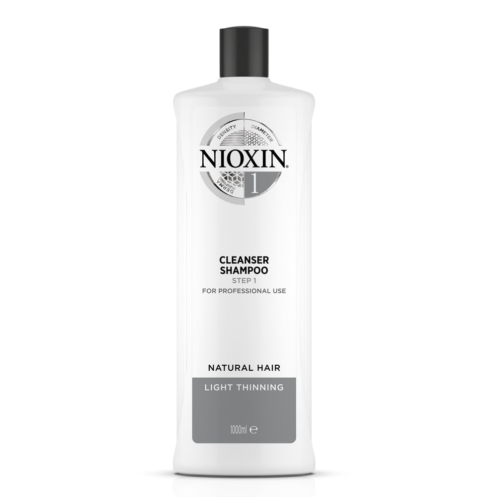 System 1 Cleanser by Nioxin