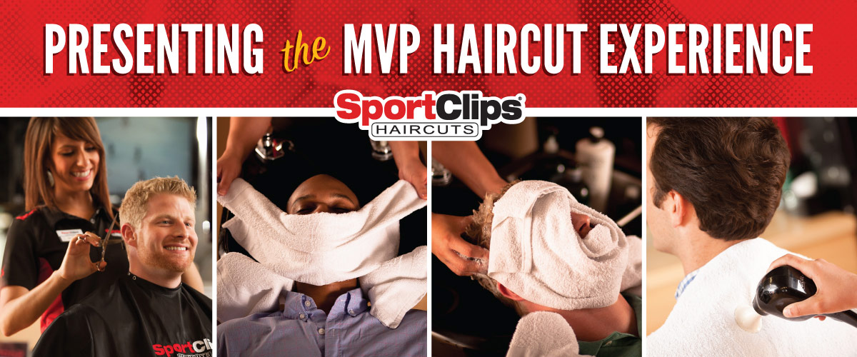 The Sport Clips Haircuts of Mechanicsburg  MVP Haircut Experience